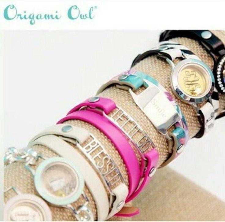 Origami owl spring line 2015