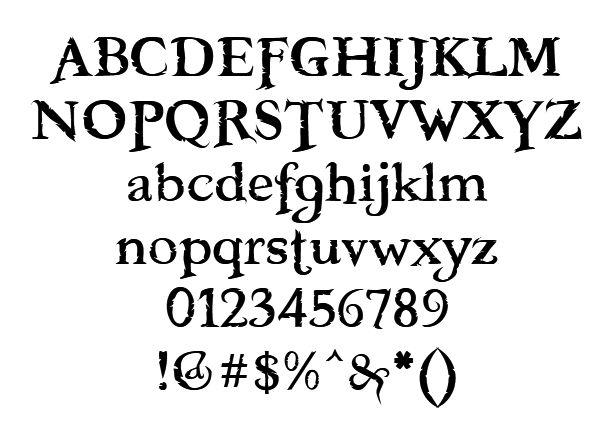 26 best free fonts images on pinterest