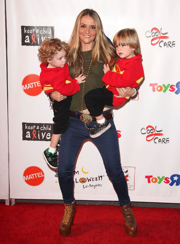 Denise Richards Ordered By Judge To Care For Brooke Mueller's Twins