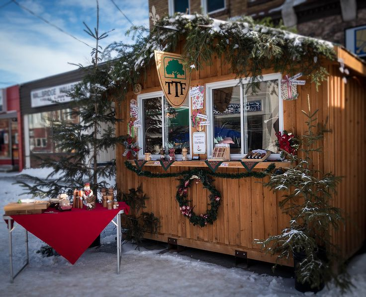 Discover an authentic New France Christmas Village and dance a jig down to the City of Temiskaming Shores for this annual celebration of French Culture.