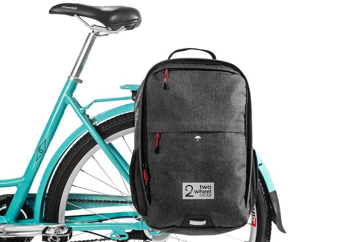 Pannier Backpack Convertible - Graphite