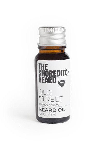 New! Old Street Beard Oil - The Shoreditch Beard - 3