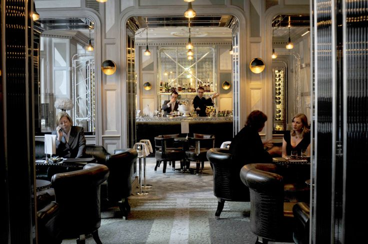In terms of drinks and service, it's hard to better, from the greeting and seating to the ultra-smooth waitresses. Although bear in mind, it's very expensive. Read our full review: http://www.timeout.com/london/bars-and-pubs/the-connaught-bar