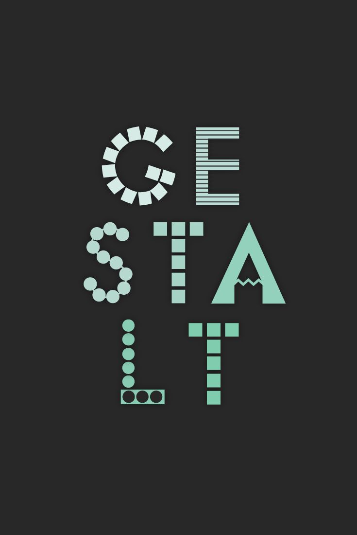Simplicity, Symmetry and More: Gestalt Theory And The Design Principles It Gave Birth To