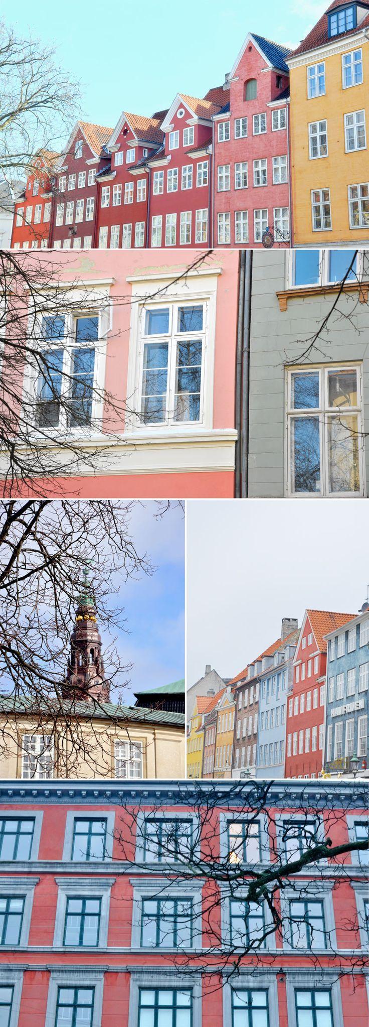 Maisons de Copenhague