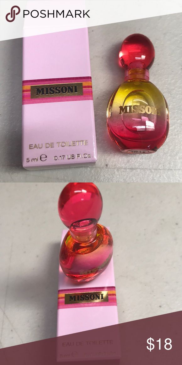 Missoni women parfum 5 ml new Missoni women parfum 5 ml new Makeup Blush