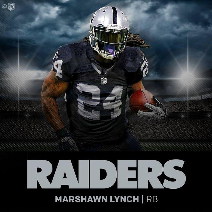 Marshawn Lynch Oakland Raiders