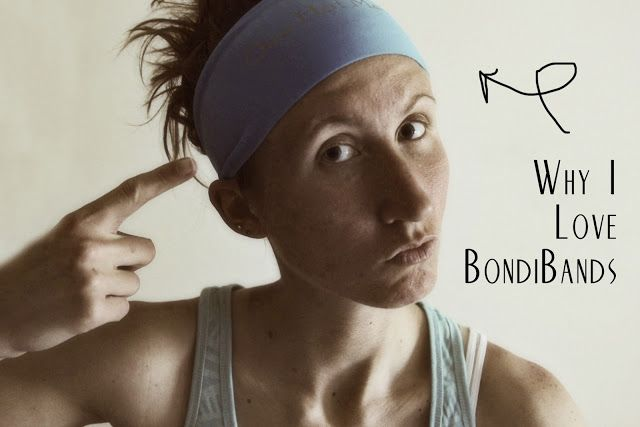 The BEST Running Headband You Will Ever Find-- Bondiband review