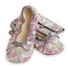 Crabtree Evelyn Travel Slippers New | eBay