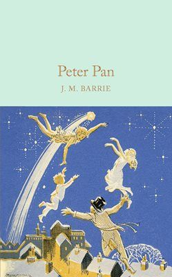 J. M. Barrie's Peter Pan is a thrilling adventure for all ages - the story of the boy who refuses to grow up is a tale that never gets old. It follows the Darling children, Wendy, John and Michael, who befriend the magical Peter and are whisked away to Neverland, where the villainous Captain Hook and the brave Lost Boys await.With illustrations by F. D. Bedford, gorgeously coloured by one of Britain's leading colourists, Barbara Frith, this majestic Macmillan Collector's Library e...