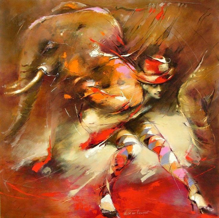 Marion van Nieuwpoort (Dutch artist) 1950 - 2008 - Bare Footed, High Heels-3, 2006