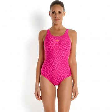 Endurance 10 Bayan Yüzücü Mayosu - Pembe