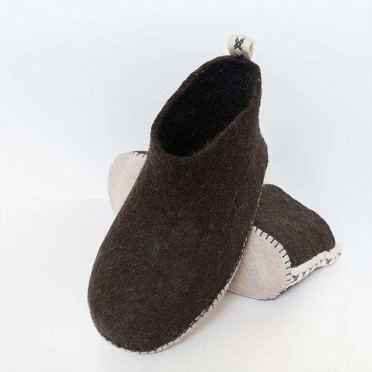 Felt slippers - 37/38 - € 65