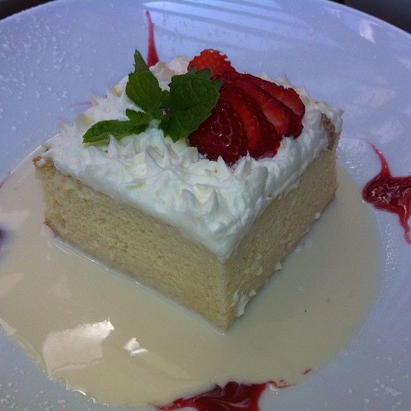 Mexican Chain Restaurant Recipes: Cafe Rio Tres Leche Cake