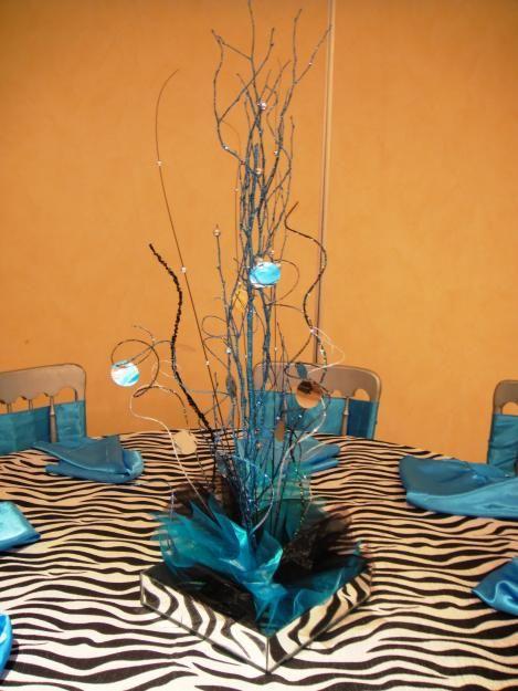 61 best 15 a os decoraci n images on pinterest for Decoracion para mesas de centro