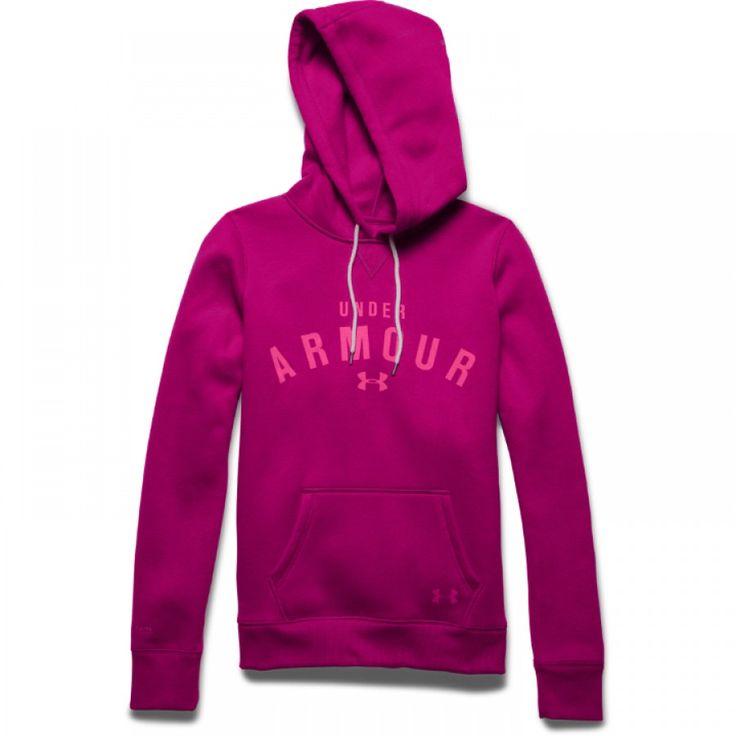 Dámská sportovní fialová mikina Under Armour