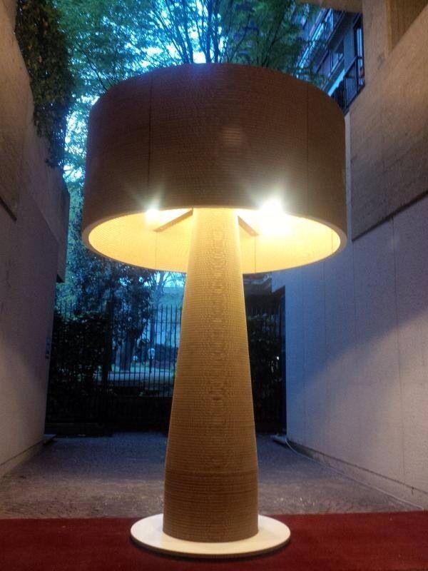 #Misha light by Stay Green Venezia #Brera design district