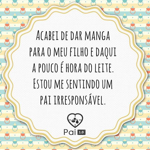 Manga com leite    #babyquotes #quotes #frasesdoinstagram #frasesdoinsta #frasesdebebe #instababy #vidadepai #vidaloka #paternidade #manga #leite #mangacomleite