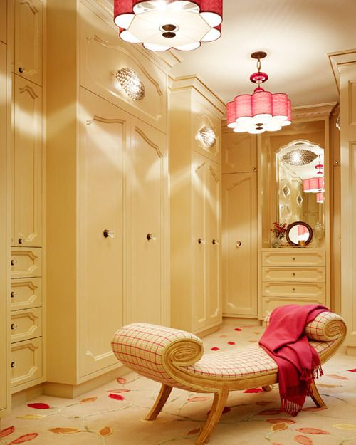 high ceilings, dreamy creamy, poppy pink