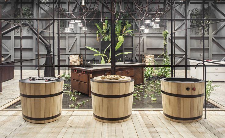 Tinozza è la nuova proposta Minacciolo | Ambiente Cucina