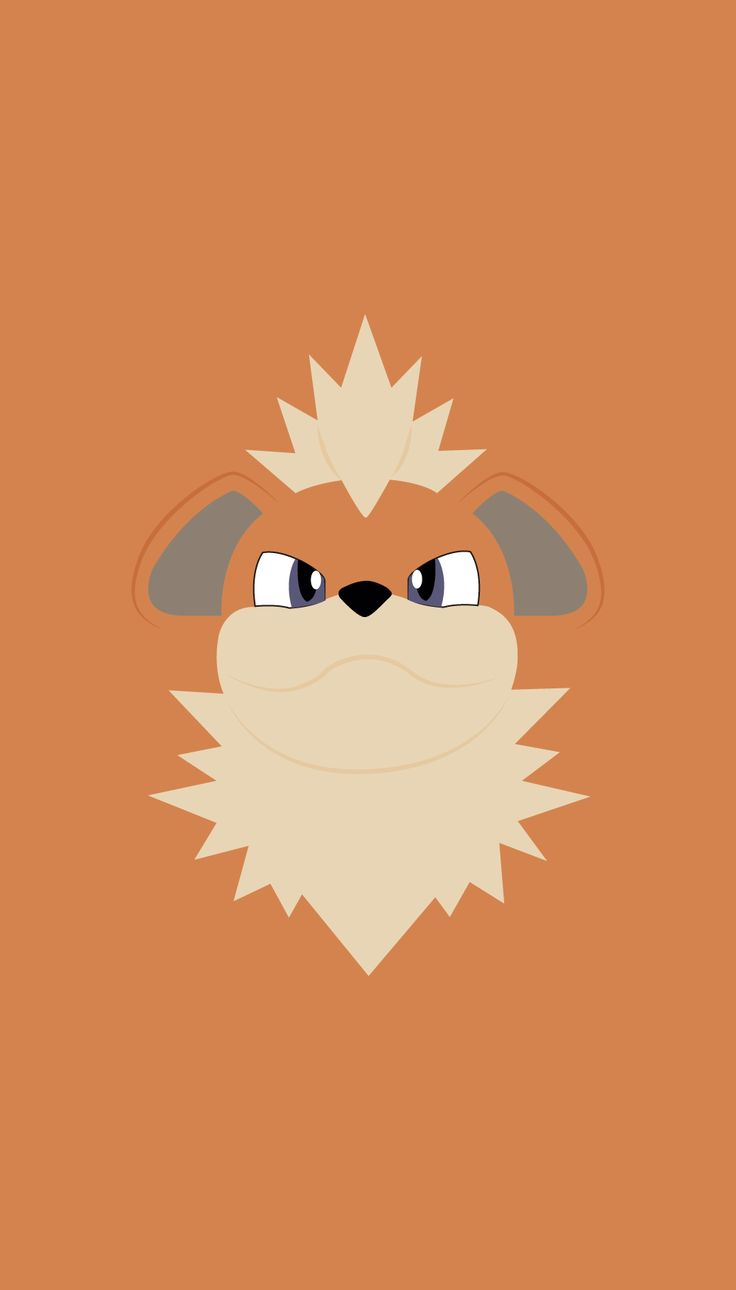 Pokemon Wallpaper Growlithe