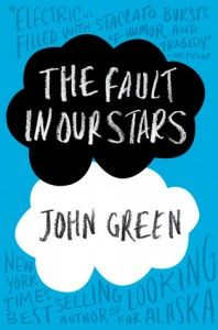I love this book. Anything written by John Green is worth reading.    Winner of Amazon's Best Teen Books of 2012