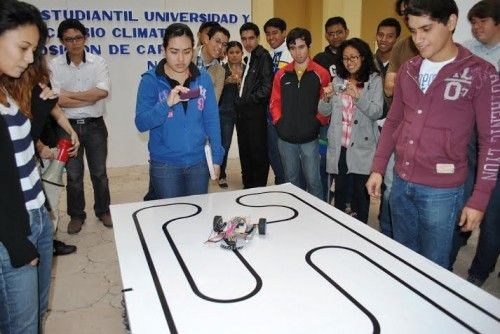 Lista UNACAR para llevar a cabo el Torneo Mexicano de Robótica