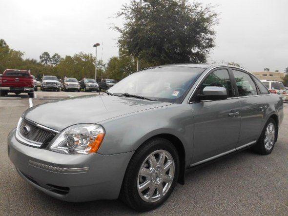 Vehicle Spotlight: 2007 Ford Five Hundred | Palm Coast Ford News