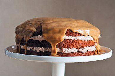 Recipe: Horlicks and caramel cake   The Citizen