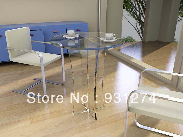 Акриловые разворачивается на открытом воздухе современный ресторан столы круглый журнальный столы садовая мебель
