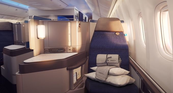 United Airlines launches Boeing 777-300ER to additional routes and with enhanced cabin and seat revamp