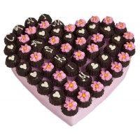 Cookie Love Çikolata Sepeti