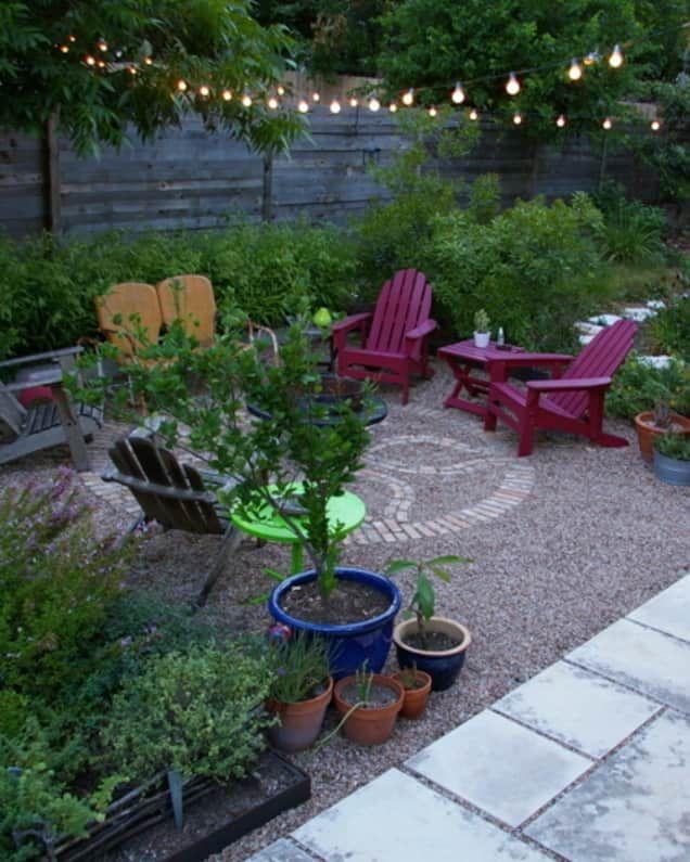Kid- & Drought-Friendly Non-Grass Backyard Ideas ... on Non Grass Backyard Ideas id=19939