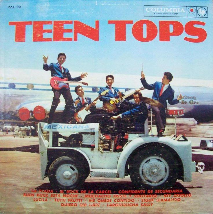 Los Teen Tops