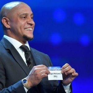 Real Madrid cannot afford to loose   Real Madrid president Florentino Perez is excited about the new Champions League season following Thursdays draw in Monaco which has left last seasons winners with Borussia Dortmund Sporting Lisbon Legia Warsaw in Group F.  Real coached by Zinedine Zidane defeated Atletico Madrid in the final for the second time in three years to win their 11th European title.  As always our aim is to win everything because we have the duty being Real Madrid Perez said on…