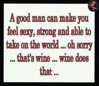 Good Man vs Wine