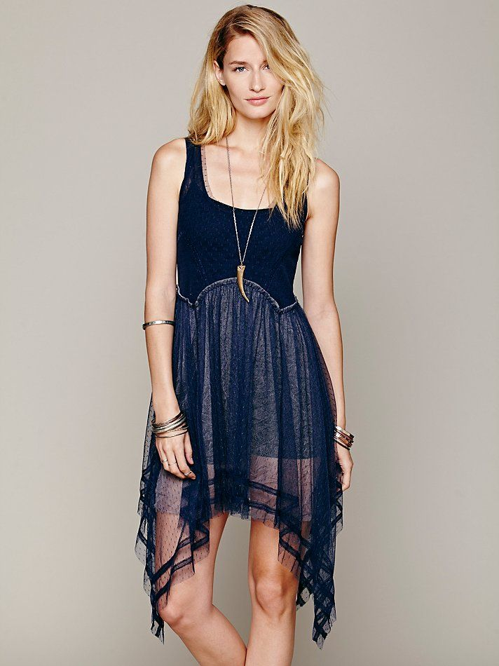 Intimately FP X Tea For Two Slip at Free People Clothing Boutique