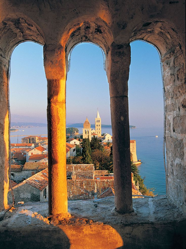 A lookout at Rab Island. PHOTO: Peter Adams Photography LTD./Alamy. Treasure Islands - With scores of seaside charms, Croatia emerges as the new dream destination.