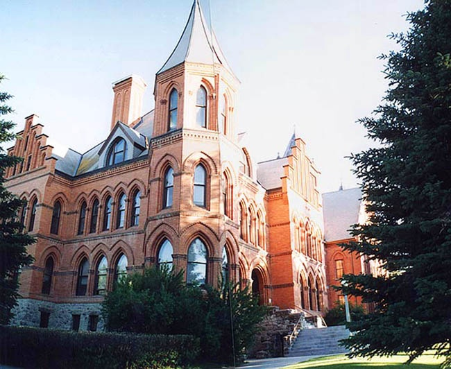 University of Montana - Western. Dillon, Mt. I have taken classes here. Beautiful college!!