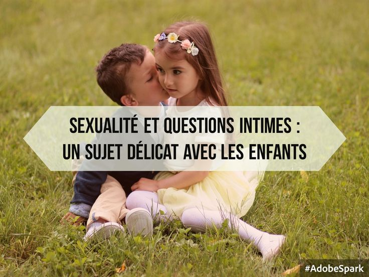 Sexuality and intimate questions: how to handle delicate issues?