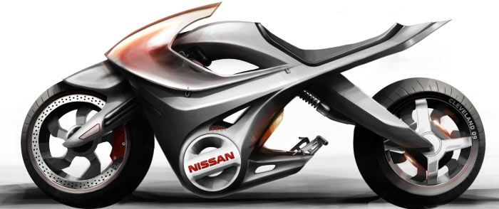 nissanconceptbike Motorcycles Pinterest Bikes and