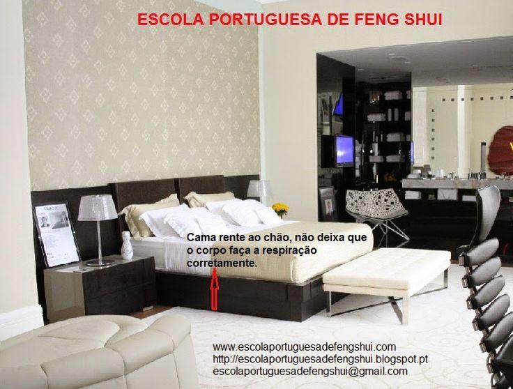 Escola portuguesa de feng shui quarto cama rente ao - Feng shui cama ...