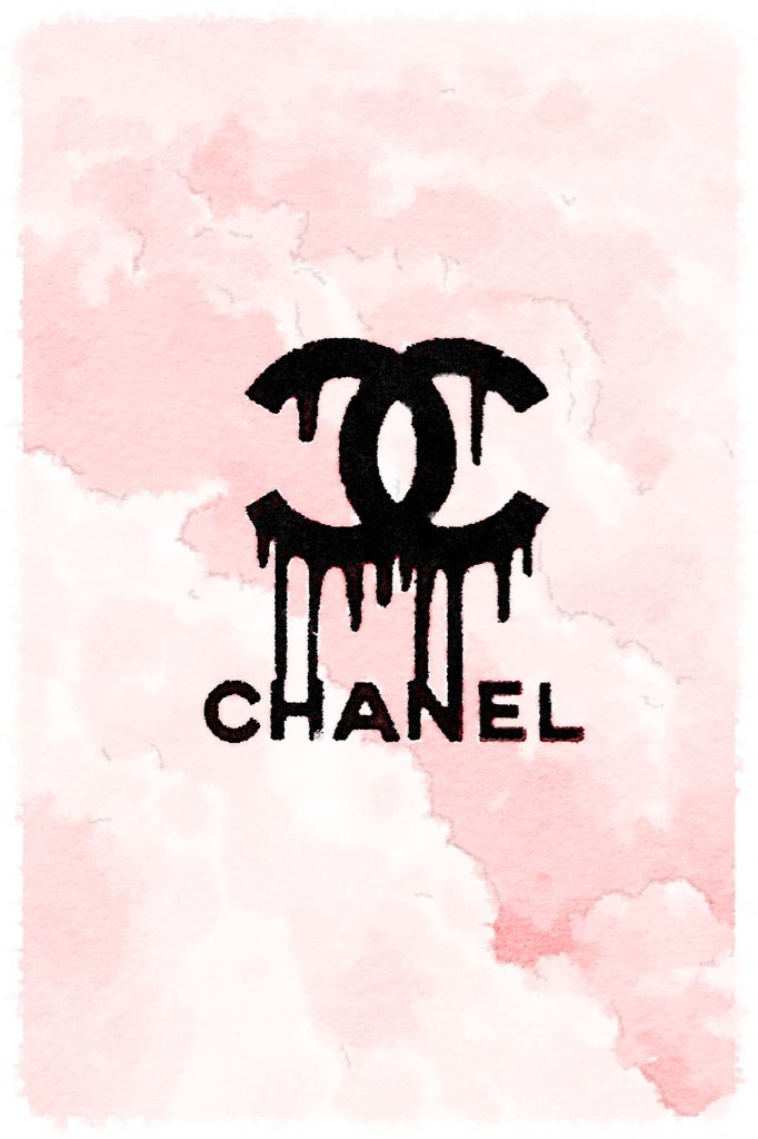 Chanel wallpaper on We Heart It (With images) Chanel