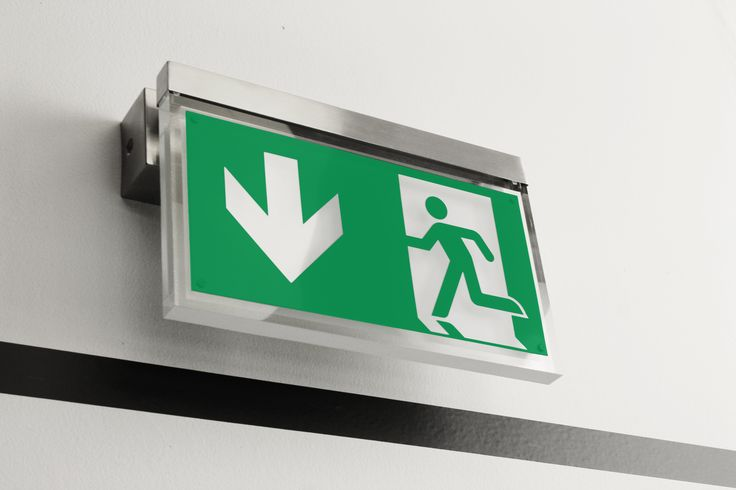 Stainless steel emergency exit lighting by Exii. Architectural emergency exit sign, modern, stylish emergency exit sign, slimline architectural emergency exit. Perfect for hotel lighting, restaurant lighting, safety lighting; Light fittings; Architectural Lighting; Hotel Interior Lighting; Emergency Exit Signs; LED Emergency Exit Sign; Escape Lighting; High End Lighting; Emergency Lighting Ideas;