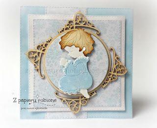 dla dziecka/ card for baby