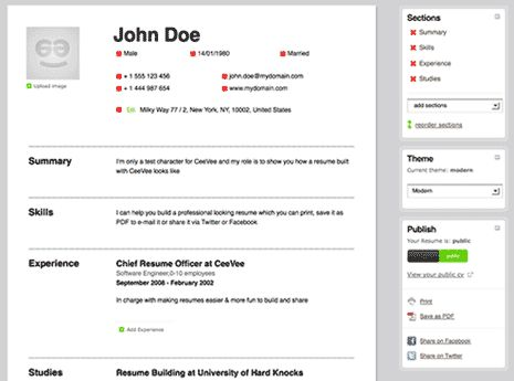 The 25+ best Create a cv online ideas on Pinterest Online cv - create a resume online for free