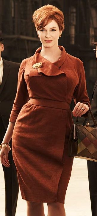 Mad Men Style, Joan Holloway