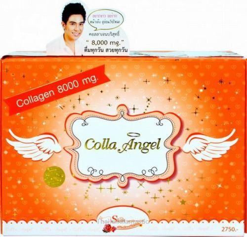 8000mg Vitamin Orange Flavor COLLA ANGEL Collagen Dietary Supplement Drink  Price:US $81.99  http://www.ebay.com/itm/152098591474  #ebay #paypal #Thailandfantastic #Beauty #Mineral #Vitamin #Orange #Flavor #COLLA #ANGEL #Collagen #Dietary #Supplement #Drink