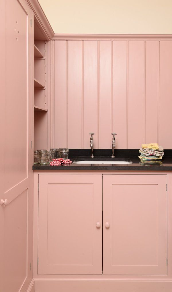 25 Best Ideas About Pink Laundry Rooms On Pinterest