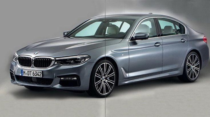 Ini Dia Sosok BMW 5 Series G30 Calon Pengganti F10 - http://bintangotomotif.com/ini-dia-sosok-bmw-5-series-g30-calon-pengganti-f10/